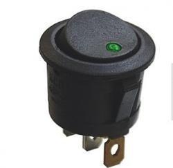 Przełącznik kołyskowa z diodą