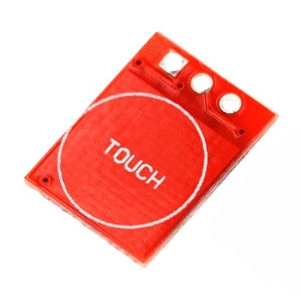 czujnik dotykowy pojedynczy ttp223