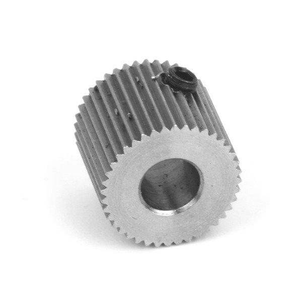 Radełko Ekstrudera 40 zębów - oś 5mm