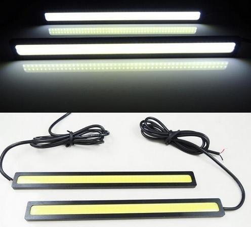 Światła LED do jazdy dziennej