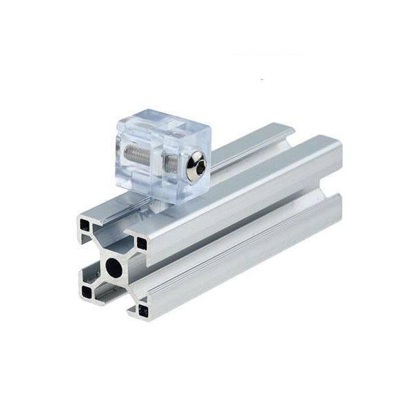 bloczek do profili aluminiowych
