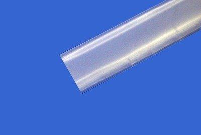 rurka termokurczliwa przezroczysta material PE