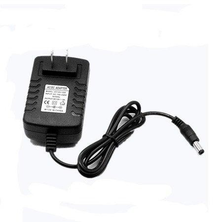 Zasilacz impulsowy ACDC 12V 2A ładowarka sieciowa 230V wtyk 2,1 5,5 JCY ZG 1220