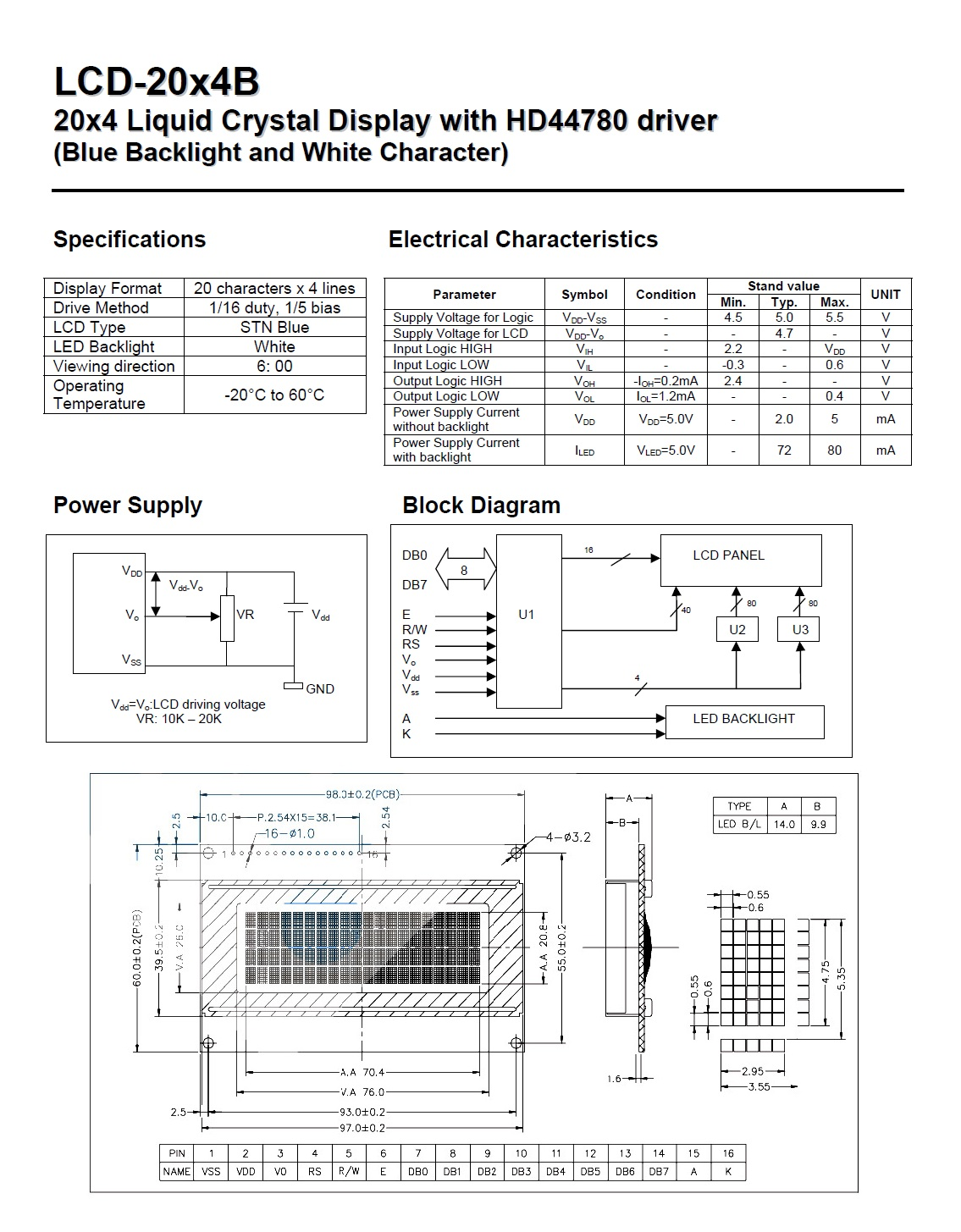 LCD-20x4b