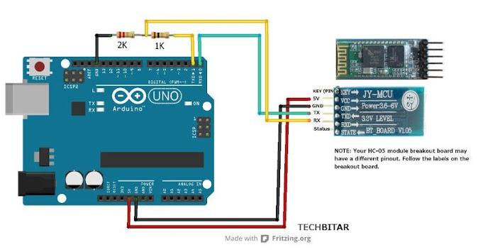 Bluetooth do Arduino i nie tylko to proste
