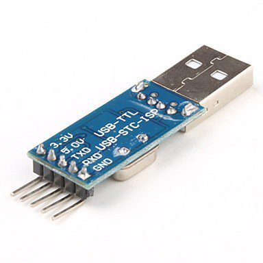 Konwerter USB - UART - TTL PL2303HX windows 10